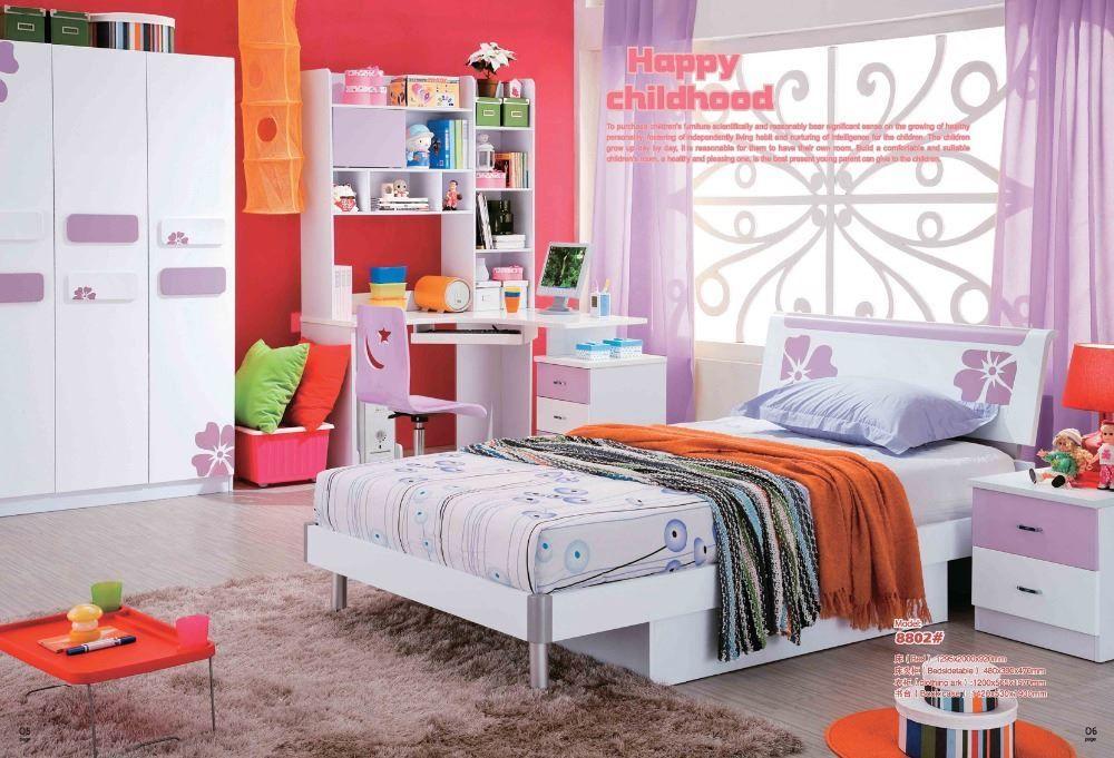 Online Cheap Mediterranean Style Children Bedroom