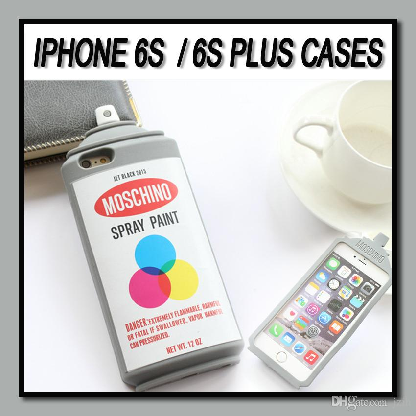 Spray paint phone cases for iphone 6 cases silicone for for Spray paint iphone case