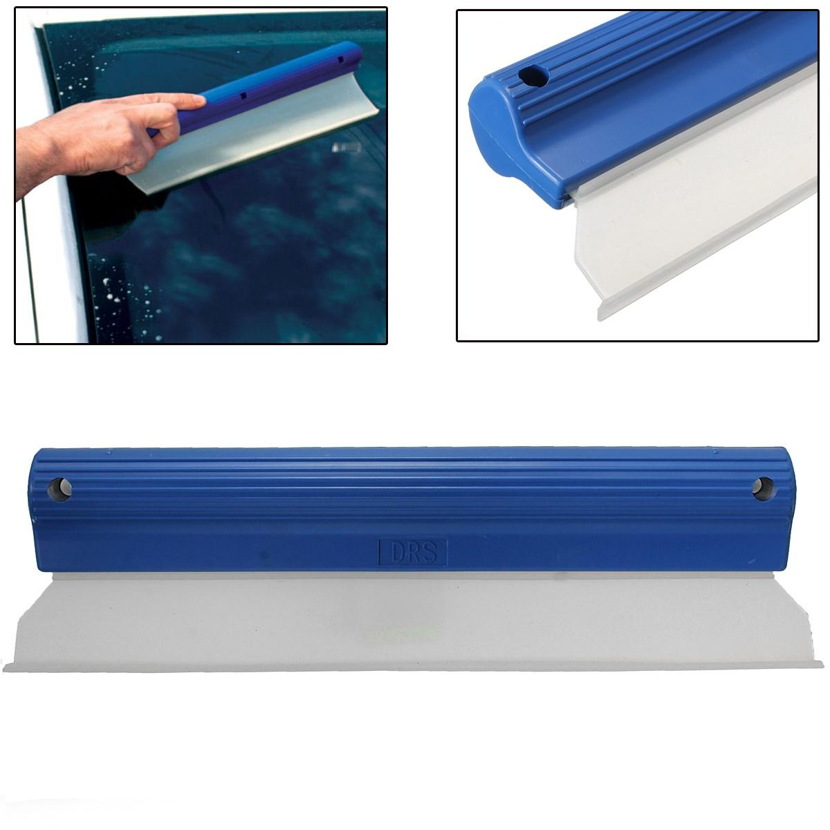Car Water Blade Non-Scratch Silicone Squeegee Vehicle Clean Drying Window small order no tracking