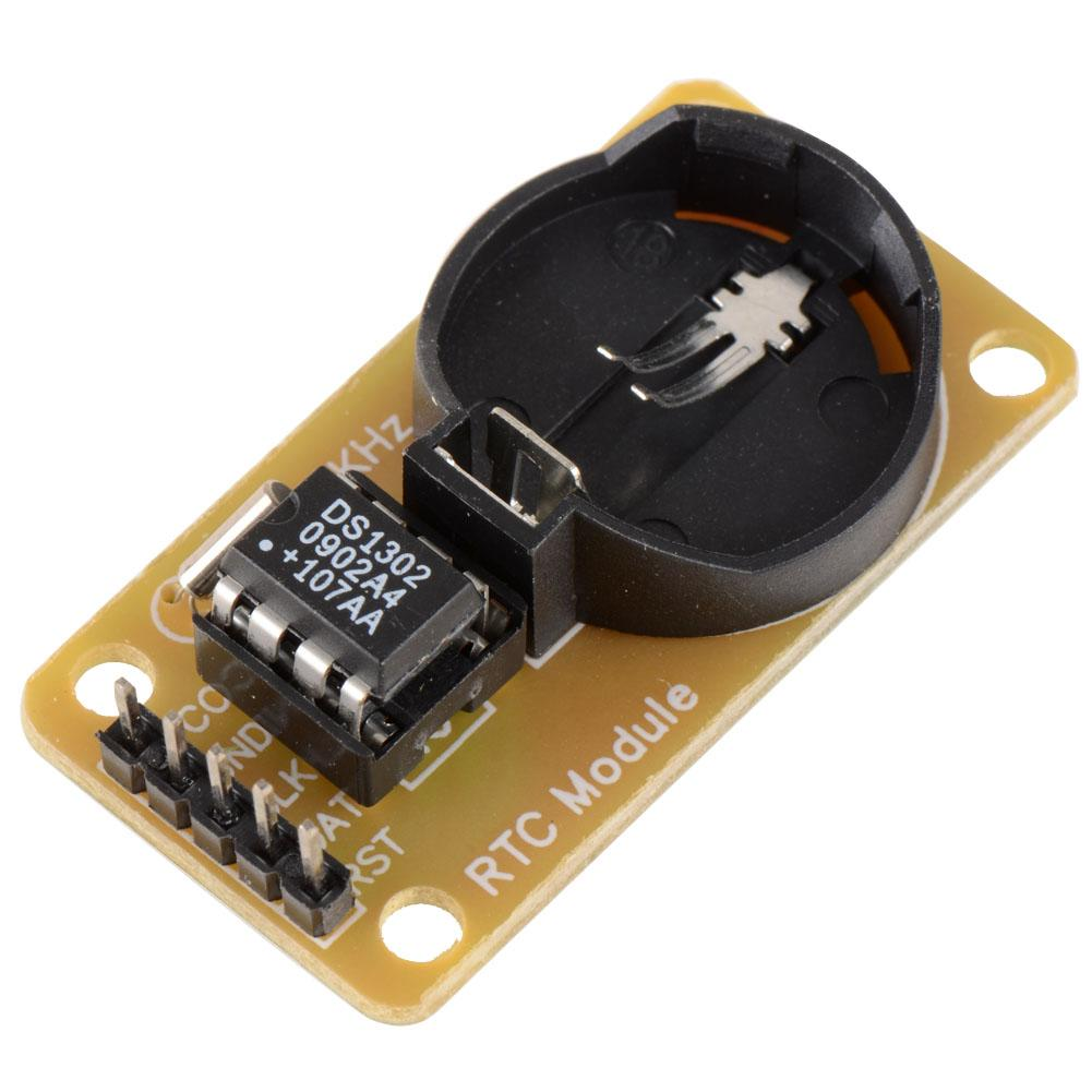 Rtc ds avr arm pic smd real time timer clock
