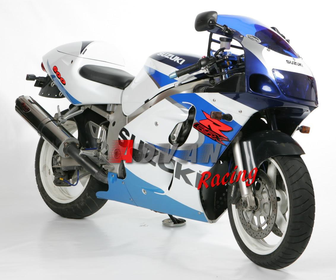 suzuki gsxr 600 750 srad 1996 1999 1997 1998 abs aftermarket fairings 17 motorcycle aftermarket. Black Bedroom Furniture Sets. Home Design Ideas