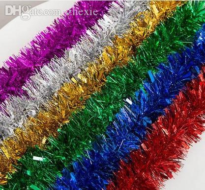 wholesale christmas products shining flowers christmas tree ribbon new year christmaswedding decorations 2mdecorate for christmas decorate home for - Wholesale Christmas Decorations