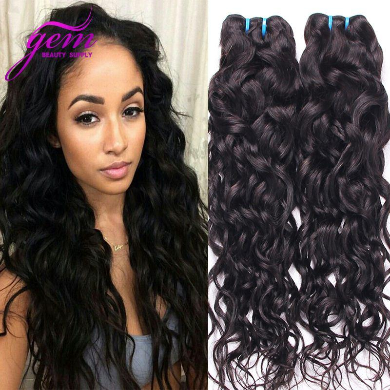 Swell Wavy Hair Extensions Sew In In Image And Foto Short Hairstyles Gunalazisus