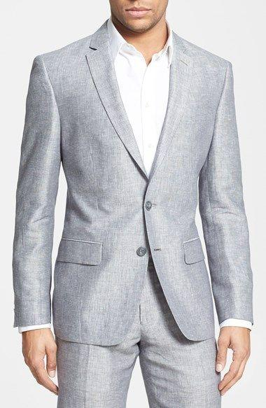 The Casino Royale grey suit makes its first appearance as Bond departs the seaplane in the evildownloadersuper74k.ga pale grey linen two piece from Brioni features a three button, double vented jacket with peak lapels paired with flat front, straight cut trousers.