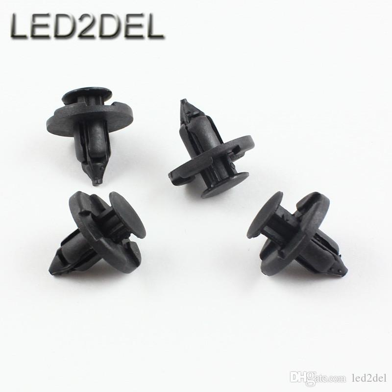 auto car plastic mud flaps bumper fender liner push type retainers see larger image