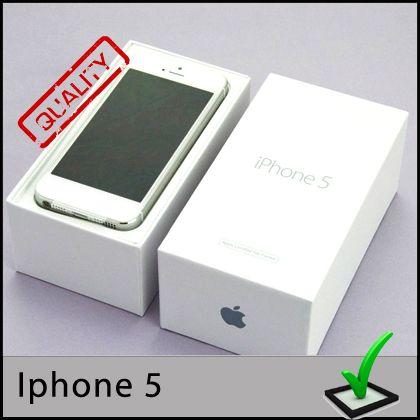 refurbished original apple iphone 5 smartphones dual core. Black Bedroom Furniture Sets. Home Design Ideas