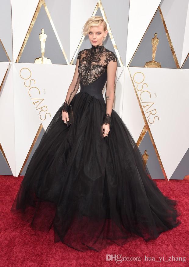 Dorith Mous Red Carpet Dresses 2016 Oscar Celebrity