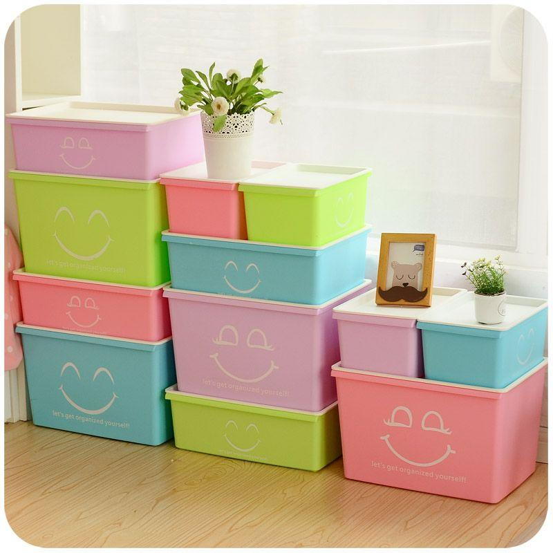 2017 oversized plastic storage box under the bed clothes Under bed book storage