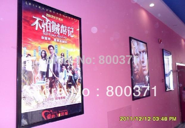 Inflatables Online, Led Light Box Display Frame For 27x40 Movie Poster ...