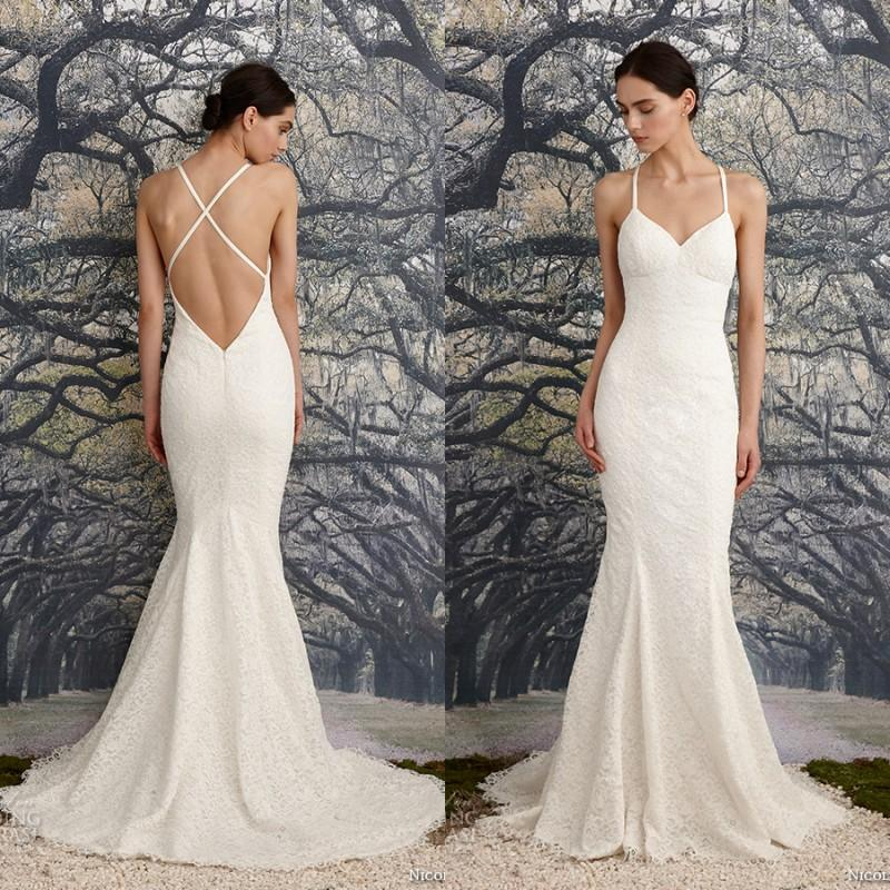 2016 spring mermaid beach wedding dresses vintage lace for Dhgate wedding dresses 2016
