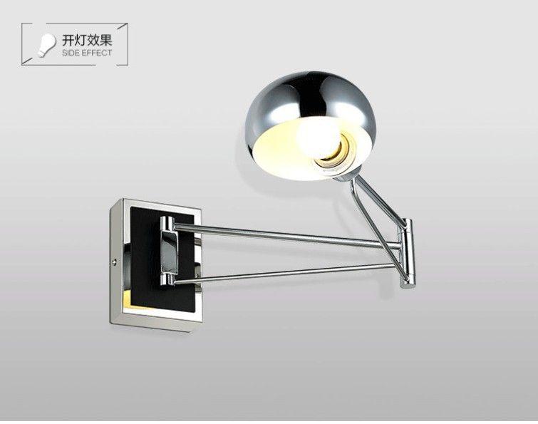 Lampes Mur Appliques Murales Chevet Lampe Led Bain Lampe