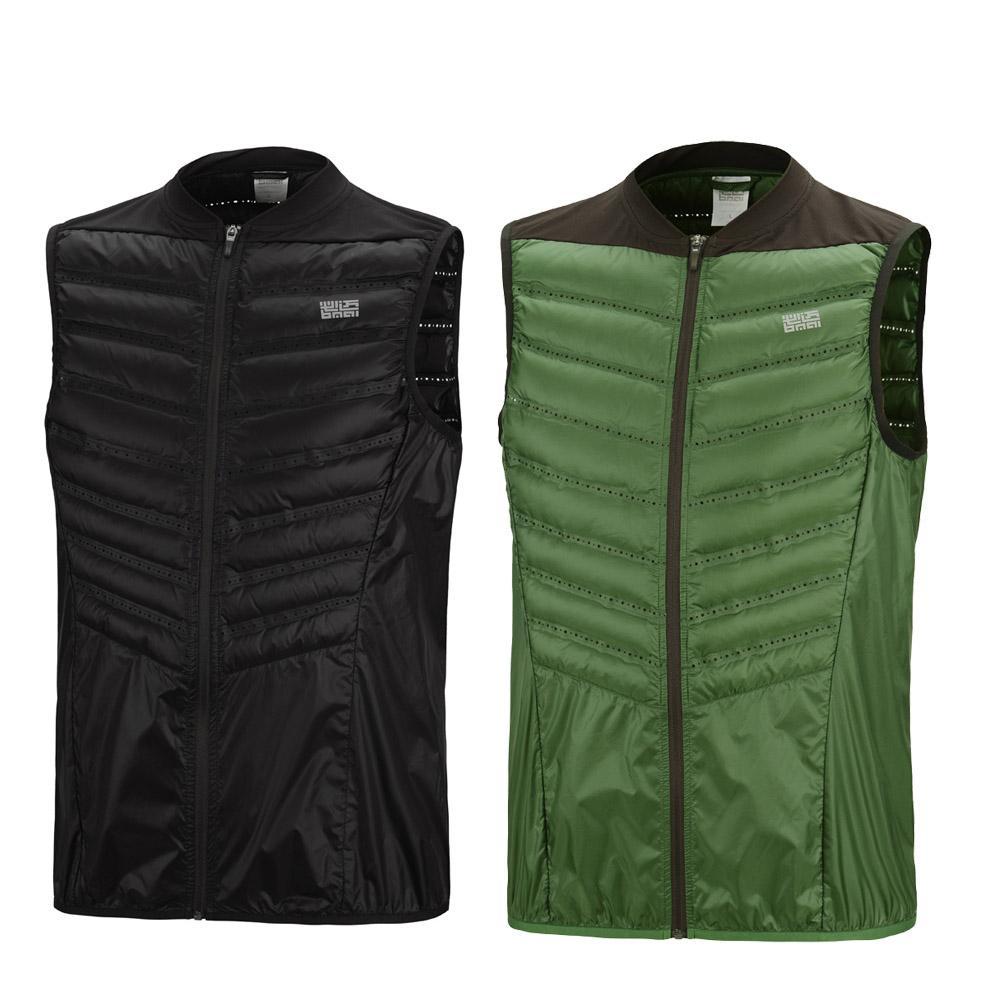 Bmai Sport Running Jacket Lightweight Professional Down Vest