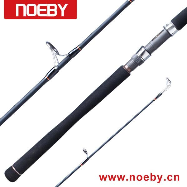 2018 noeby fishing rod carbon rod with fuji a guides for Bass fishing rod selection guide