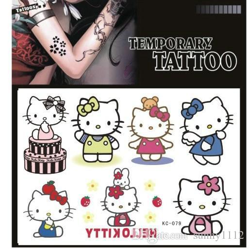 Sticker Tattoos For Kids Kids Temporary Tattoos
