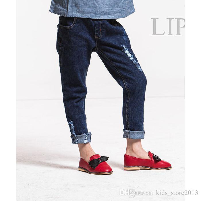 Джинсовые брюки для мальчиков доставка