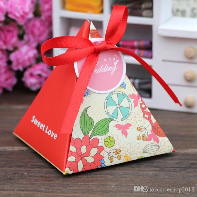 Average Wedding Gift Cost 2015 : Wedding Supplies Favor Holders Gifts For Guests 2015 Square Paper Gift ...