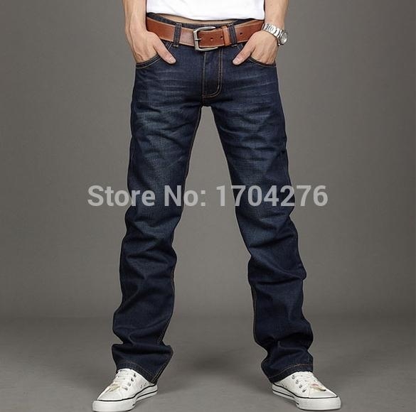 2017 Hot Sale! Plus Size 30 40 2015 Korea Jeans Men Slim Fit ...