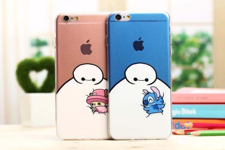 big hero 6 for apple iphone 6 case baymax jpg