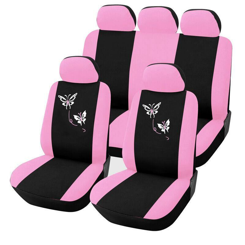 Heart Car Seat Covers