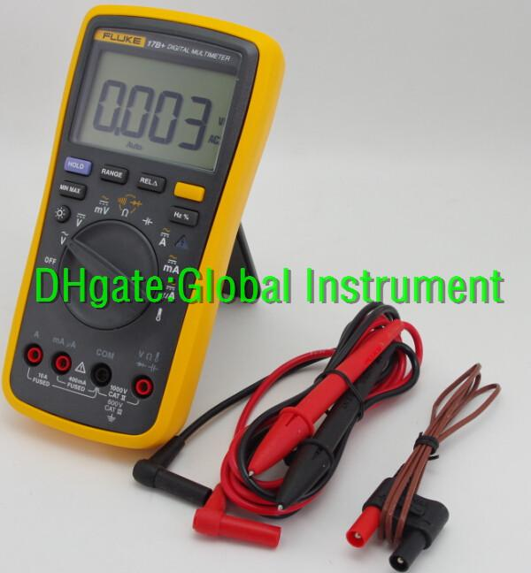 fluke 17b digital multimeter pdf
