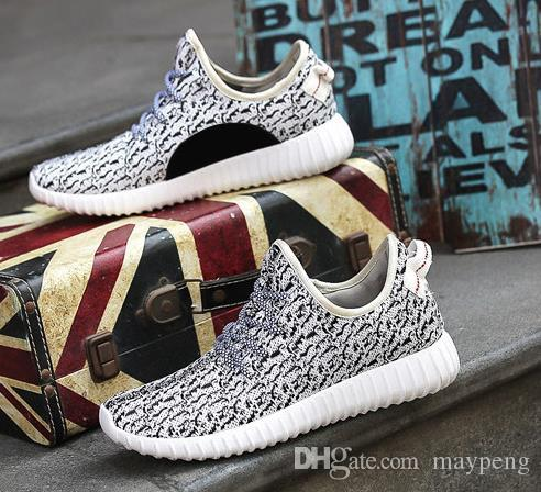 Store Product 2015 Summer Style Kanye West Yeezy Boost 255095467 Yeezy 350 Boost Black