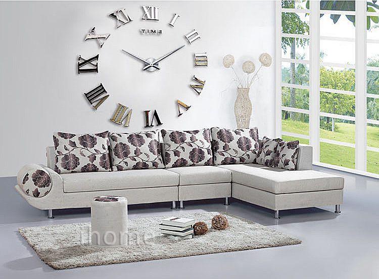 Gro e wanduhr wohnzimmer for Designer wanduhren wohnzimmer
