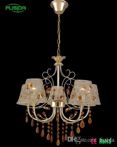 2017 2016 New Design Led Light Casting Copper Glass Chandelier – Led Light Chandelier