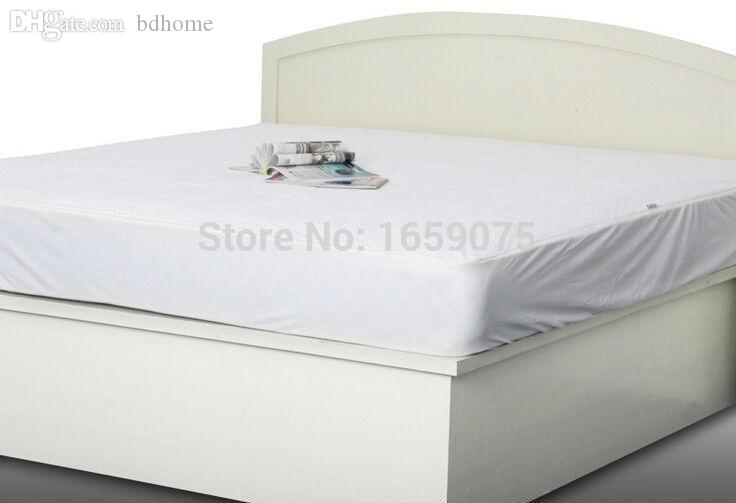 Best wholesale king single size 107203cm smooth for Best rated bed bug mattress cover
