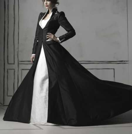 Long wedding dress coats - All Pictures top