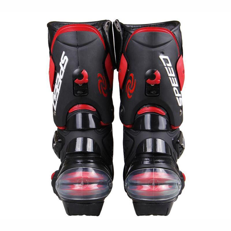 Hot Sell Motorcycle Boots Pro-biker Speed Bikers Moto Racing ...