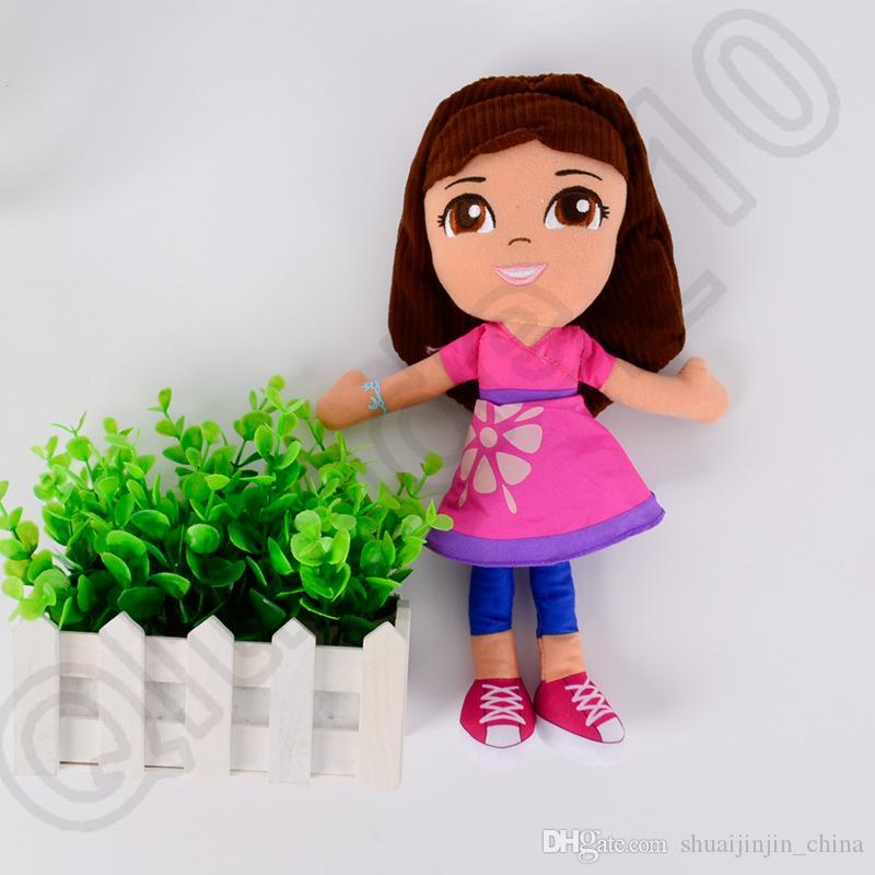 Delivery Moogle Birthday Card Final Fantasy Themed: HHA691 30cm Cartoon Dora Plush Baby Toy Anime Movies & TV