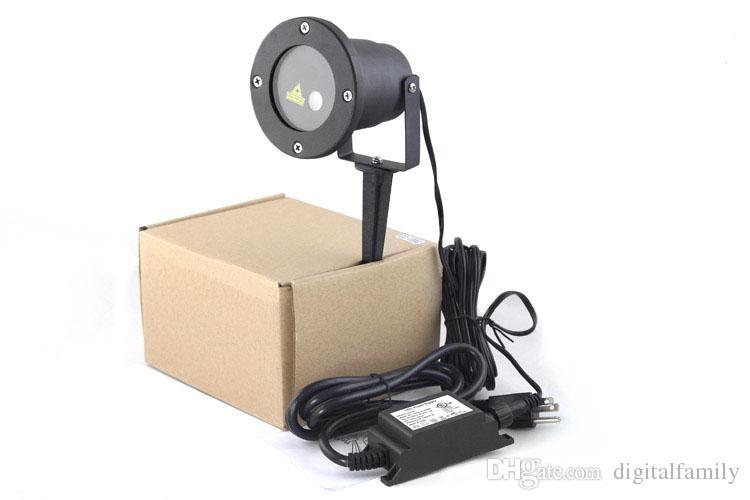 Laser Lighting For Outdoor Christmas Light Via Dhl Cheap Wholesale Led Garden Light High Power Outdoor Stage Lights Led Outdoor Emergency Light Online