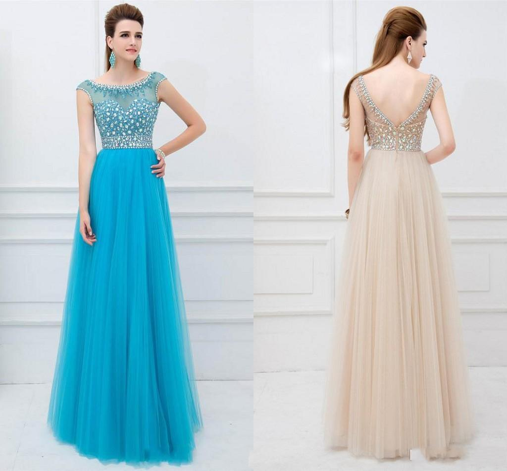 Long Party Dresses For Teenagers