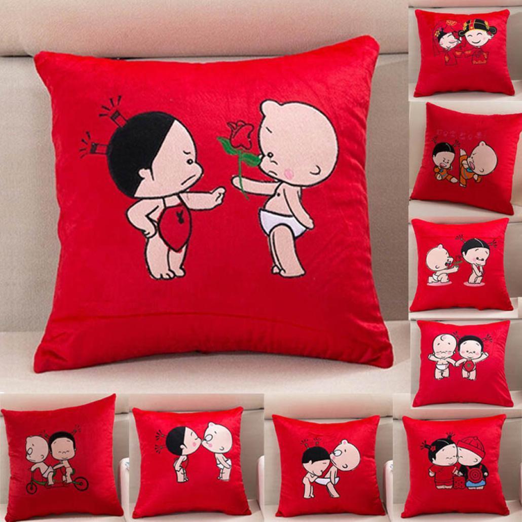 Как сделать наволочку для подушки своими руками