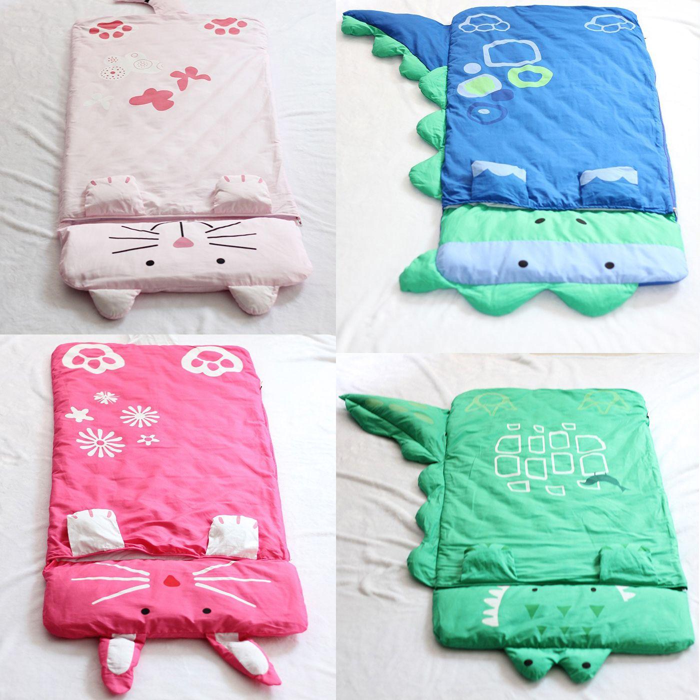 Children Sleeping Bag Anti Tipi Super Cute