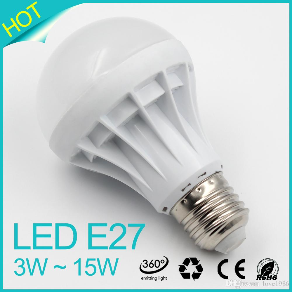 Bombillas led lamp e27 smd 5730 lamparas led light 3w 5w - Bombillas g9 led ...