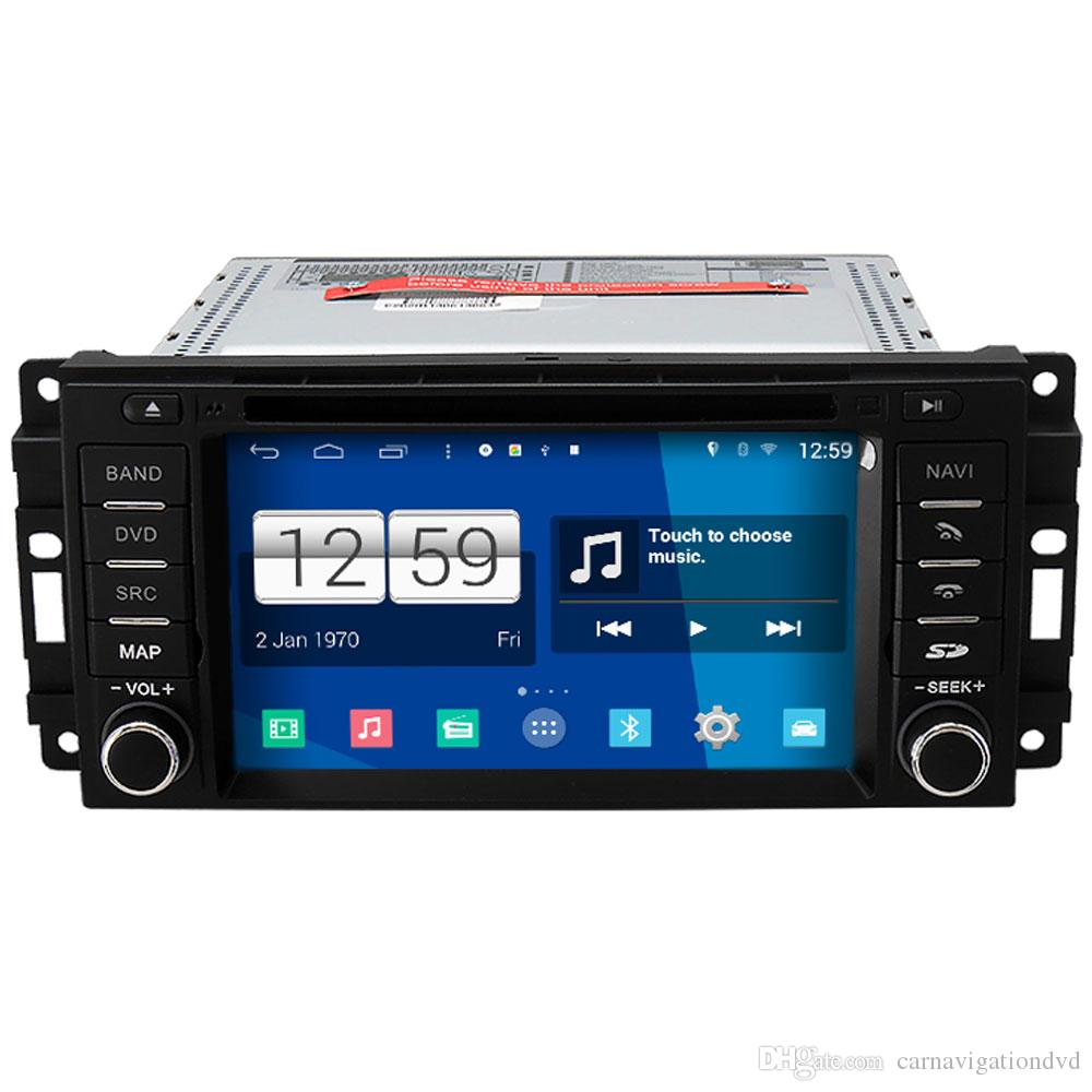 Winca s160 android 4 4 system car dvd gps headunit sat nav for jeep grand cherokee wrangler unlimited commander compass liberty dvd gps radio online with
