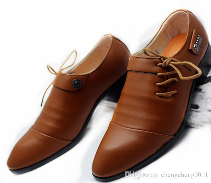 Comfortable Dress Shoes For Men