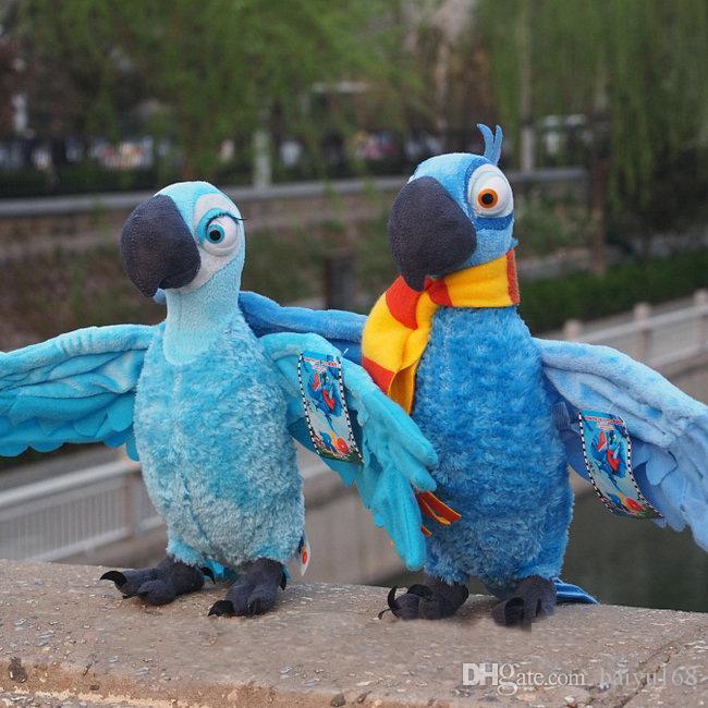 Blue macaw rio