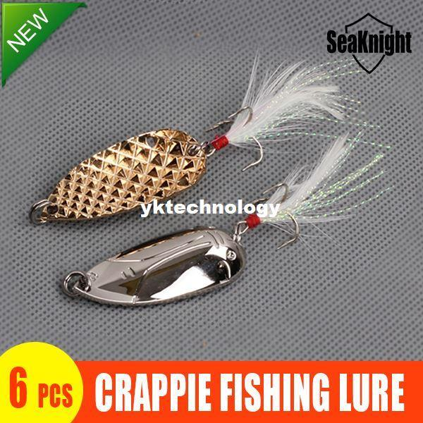 Seaknight cheap best trout lures pike fishing tips for Cheap fishing spinners