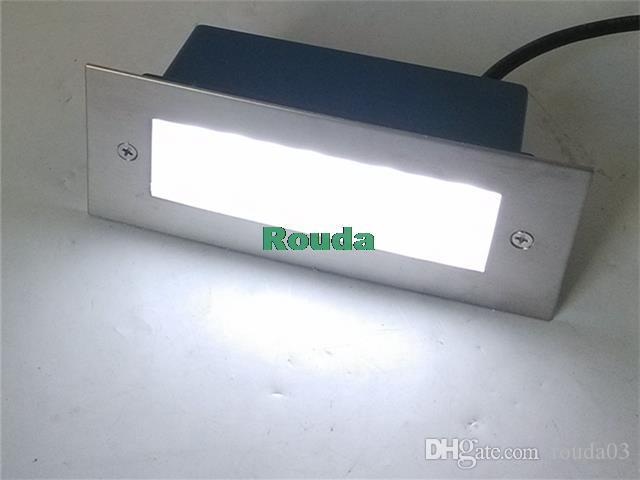 170*70*55mm Recessed Led Floor Lights 3w Stair Lighting Led Step Light  Corner Lights Smd/taiwan Led Chips Free Ship 30% Off Online With  $8.31/Piece On ...