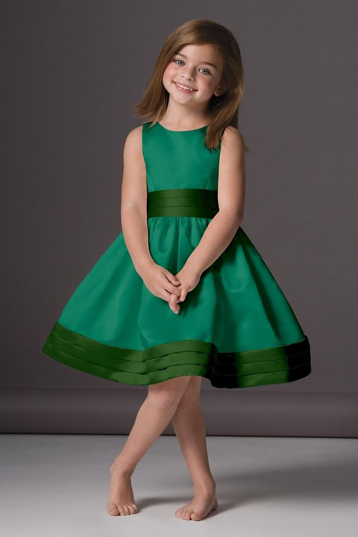 Flower Girl Dress Choice of Ivory or White Dress w- SAGE GREEN Sash and Choice of 28 Flowers $ $ Choice of Ivory or White Dress With SAGE GREEN Sash and Choice of .