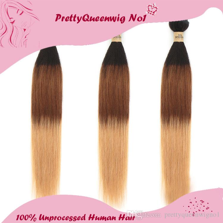 Ombre Remy Hair For Sale 5