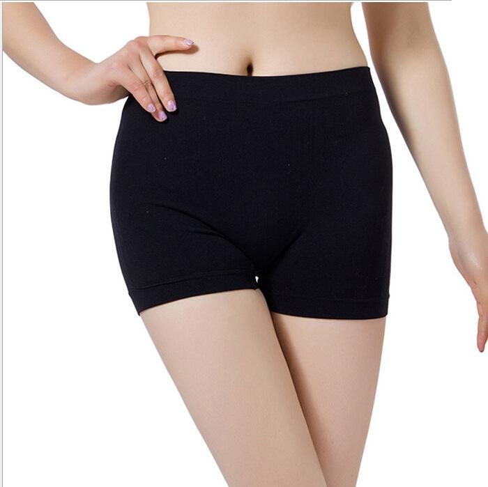 2017 Women'S Dance Booty Boy Cut Shorts Panties Workout Underwear ...
