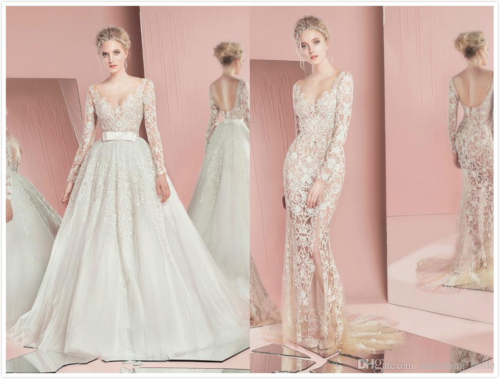 Zuhair Murad Wedding Dresses 2016 Cost 26