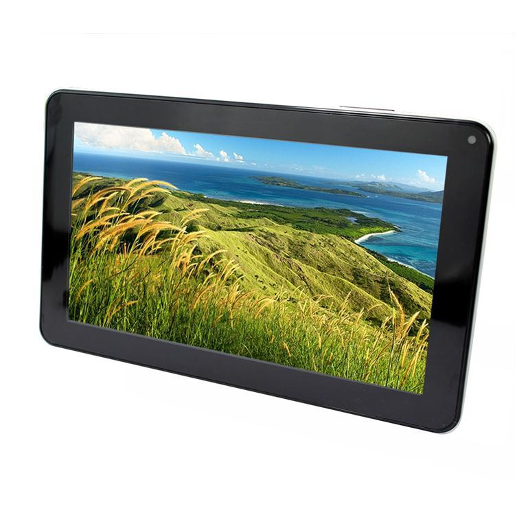 9 pouces Actions 7029 Tablet PC Allwinner A23 Android 4.4 KitKat Quad Core doubl