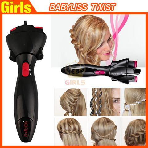 Enjoyable Hair Twister Hair Braided Quick Twist Tie Artifact Braided Hair Short Hairstyles For Black Women Fulllsitofus