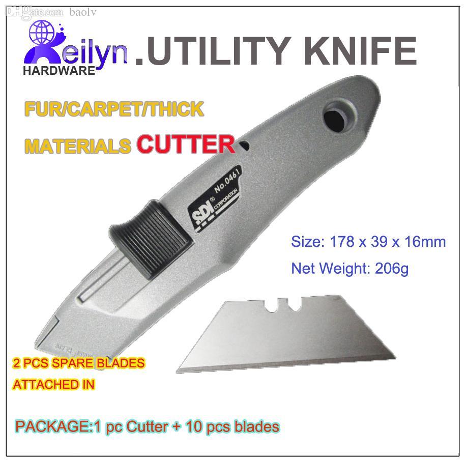 knife combine blade paper cutter diy craft knife thick materials cutting tool tool bullet knife shop knife sharp online