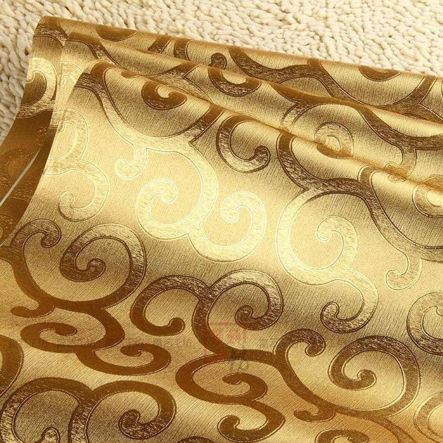 Luxury papel de parede glitter mural ikea wallpaper roll - Papel de pared ikea ...