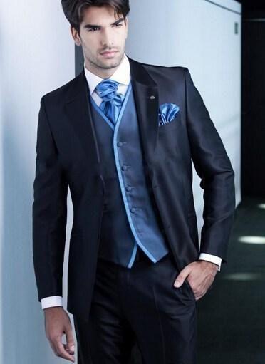 2015 Hot Custom Made Mens Wedding Suits Groom Tuxedos